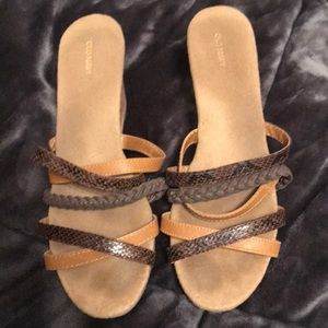 Small strap Wedges